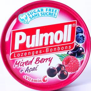 Pulmoll fruits assortis
