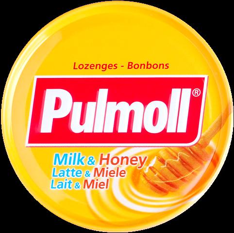 Pulmoll lait et miel